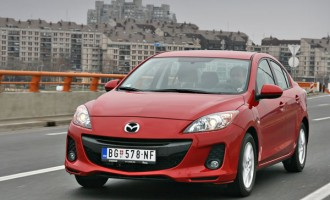 Mazda 3 1,6 CD TE 4 vrata