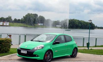 Renault Clio Sport 200 Cup