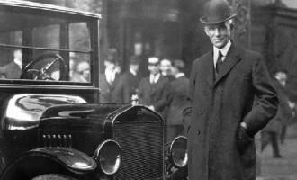 Vek i po od rođenja Henrija Forda