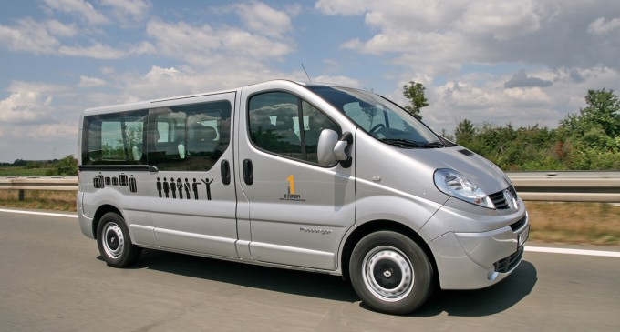 Renault Trafic Passenger dCi 115 L2 Expression
