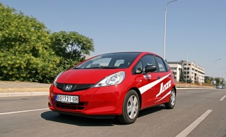 Test: Honda Jazz 1,2 S i-VTEC