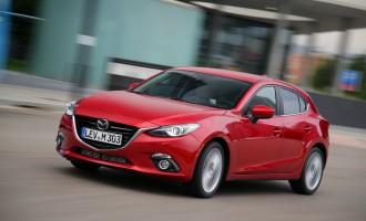 Promocija: Mazda 3