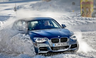BMW Snow Down