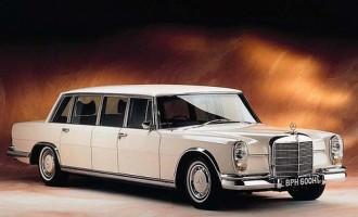 Jubilej: 50 godina Mercedes-Benz 600