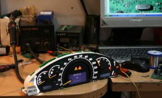 Servis: Auto-elektronika