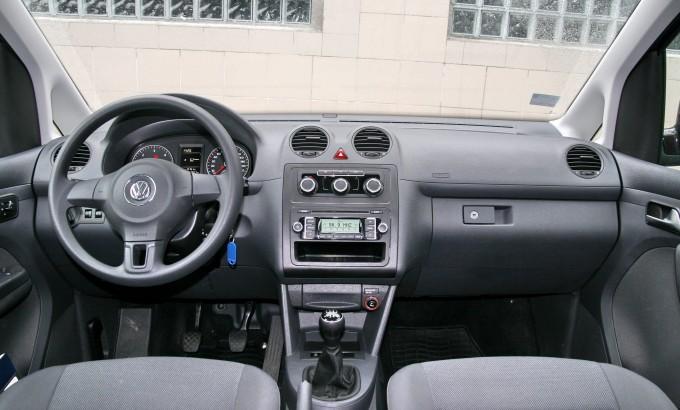 Pozicija vozača je slična kao u MPV modelima