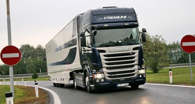Scania R490 LA 4×2
