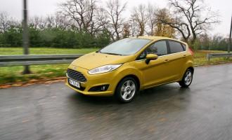 Ford Fiesta i dalje najprodavaniji mali auto u Evropi