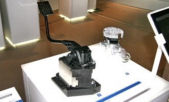 Automatsko kvačilo: Bosch eClutch