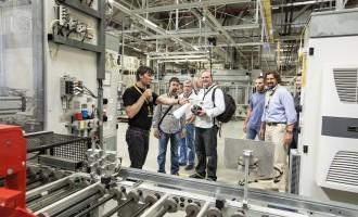 Opelova fabrika motora u Sentgotardu