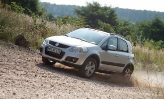 Suzuki SX4 još uvek za 9.990 evra
