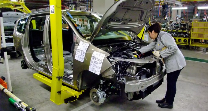 Renault Tanger fabrika automobila