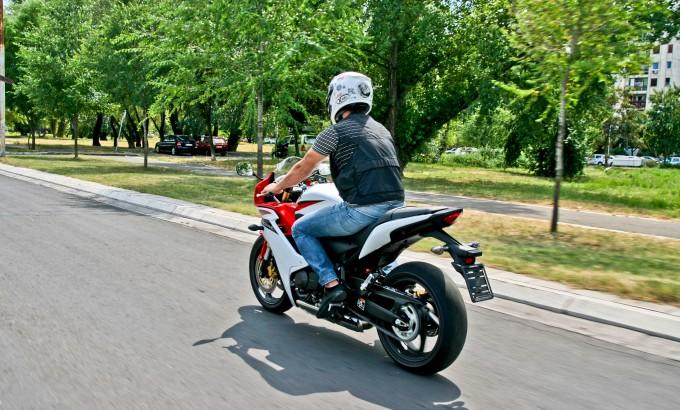 CBR600F je vrlo popularan motocikl