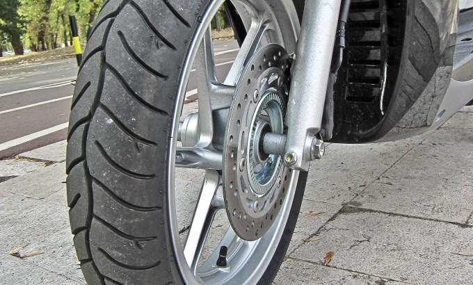 Honda ima ABS sistem