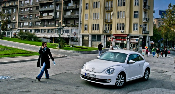 Volkswagen Beetle 1,2 TSI Design