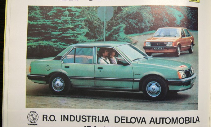 Opel Acona