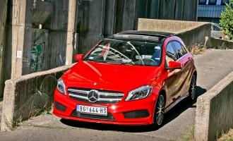 Mercedes A200 CDI AMG Sport