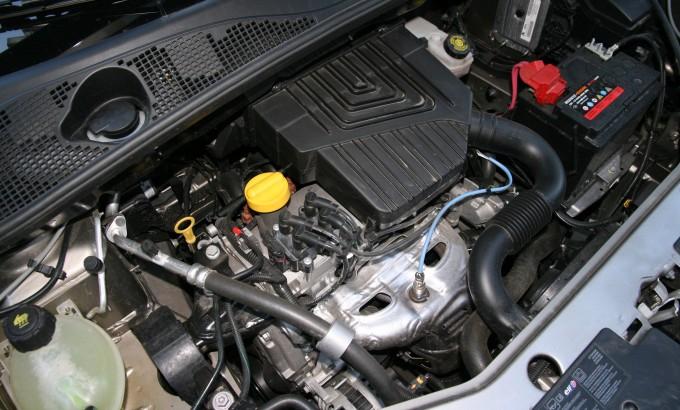 Pokreće ga provereni motor sa osam ventila