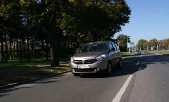 Dacia Lodgy 1,6 Ambiance
