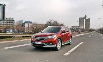 Honda CR-V 2,0 i-VTEC Lifestyle 4WD