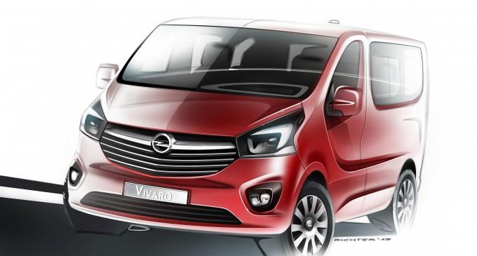 Uskoro i novi Opel Vivaro