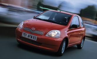 Toyota Yaris slavi 15 godina proizvodnje