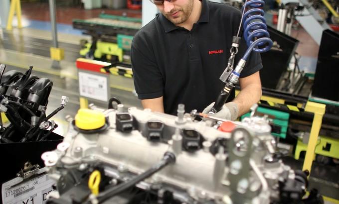Svi motori su opremljeni turbo punjačem