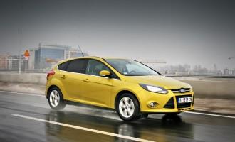 Ford Focus sa bogatom opremom od 12.990 evra