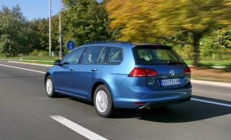Test: Volkswagen Golf 7 Variant 1,6 TDI Comfortline