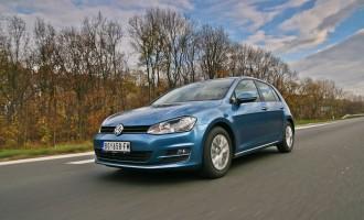 VW Golf jeftiniji za 1.000 evra
