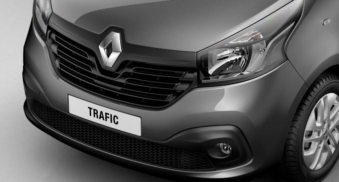 Renault Trafic & Opel Vivaro – prve zvanične fotografije