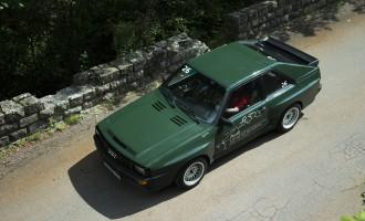 EKSKLUZIVNO: Vozili smo Audi Sport Kvatro iz 1984.