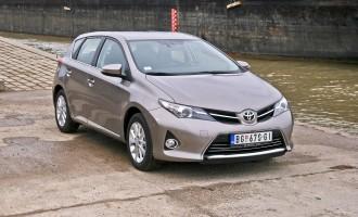 Toyota Auris među najpovoljnijim ponudama na BG Car Show