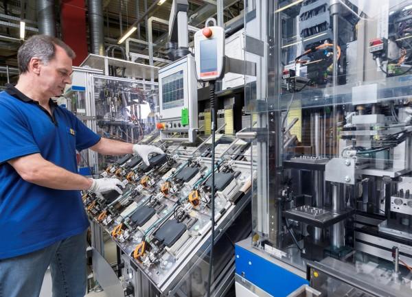 100 miliona ESP sistema: prekretnica u proizvodnji kompanije Bosch