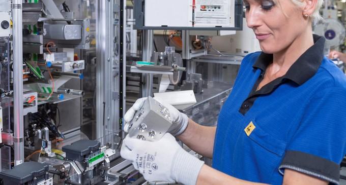 Bosch proizveo 100 miliona ESP sistema!