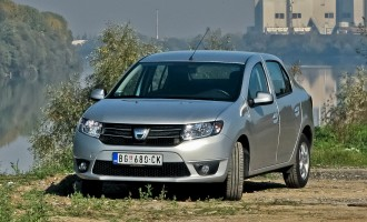 Dacia Logan 1,2 16V Laureate