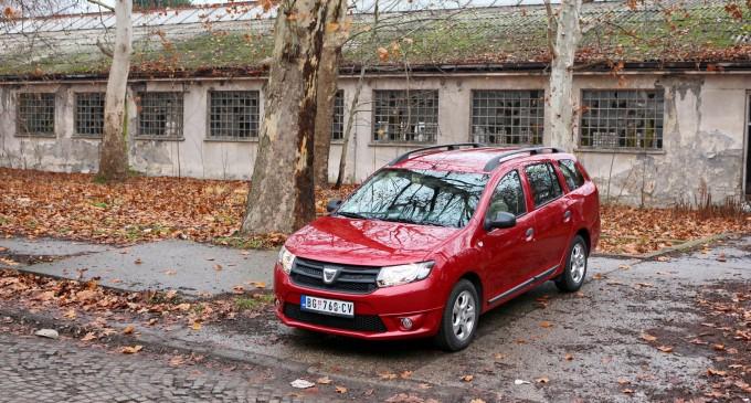 Dacia Logan MCV 1,2 16V Ambiance