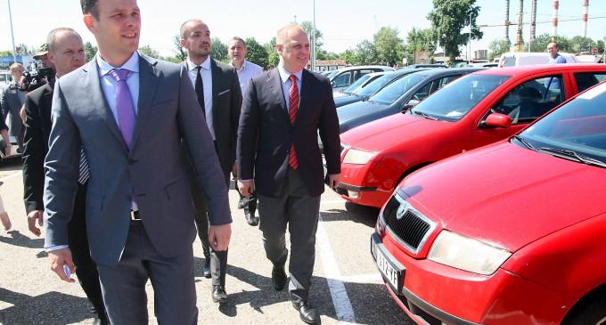 Evo koja vozila i po kojim cenama prodaje Beograd!
