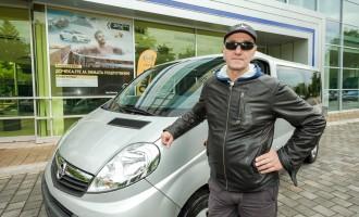 Novi brend ambasador Opela