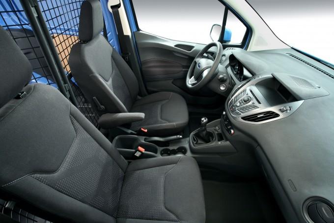 Kabina je vozačeva kancelarija i zato mora da bude maksimalno praktična