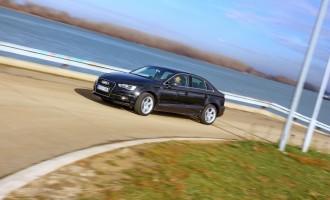 Vozili smo: Audi A3 limousine 2,0 TDI