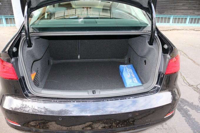 Prtljažnik od 425 litara dobro dođe na dužim putovanjima