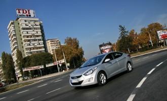 Hyundai Elantra 1,6 GLS Desire