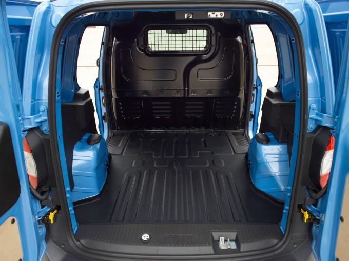 Prtljažni prostor ima 2,3 kubika, deset procenata više od konkurenata