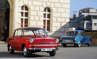 Škoda 1000 MB – prvih 50 godina