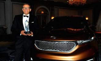 Kijin glavni dizajner Peter Schreyer dobio nagradu za životno delo