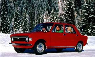 Fiat 128 sa nama već 45 godina!