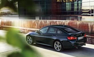 BMW Series 4 Gran Coupe od 35.990 evra