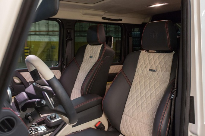 Auto magazin Mercedes G63 AMG 6x6 Carlsson 5