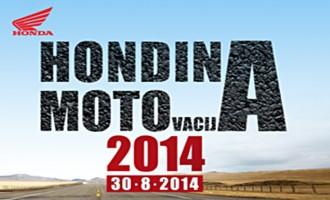 Honda Open day za motocikliste